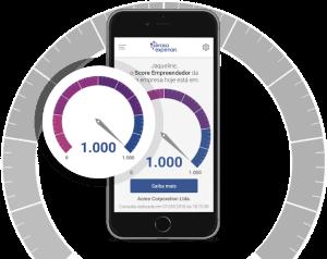 score de crédito seu e o de seus clientes, consulta Serasa fácil já.